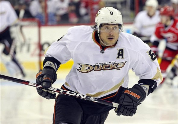 Selanne enters the playoffs with the top seed in the West. This will be his final year in the NHL.