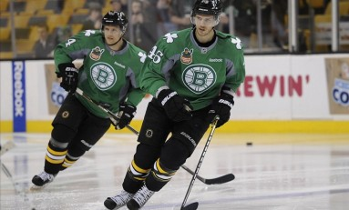 Going Green: The NHL and St. Patrick's Day