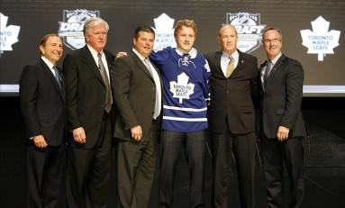 Recap: Brian Burke & the Toronto Maple Leafs 2012 NHL Draft