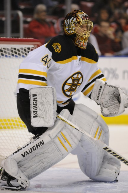 Boston Bruins Olympic Storylines Tuukka Rask
