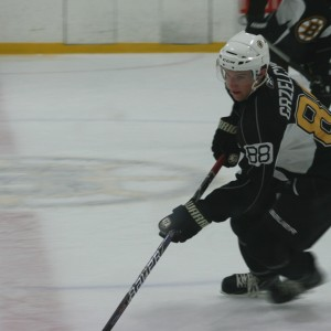 Matt Grzelcyk at the Boston Bruins 2012 Development Camp. (Photo: Amanda Mand)