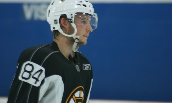 Boston Bruins Top Prospects Ryan Spooner