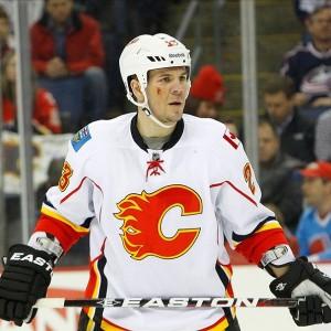 Calgary Flames Scott Hannan
