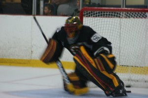 Malcolm Subban at the Boston Bruins 2012 Dev. Camp. (Photo: Amanda Mand)
