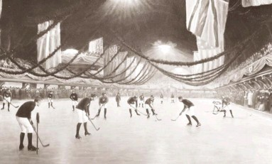 The Origins of the Modern Rink