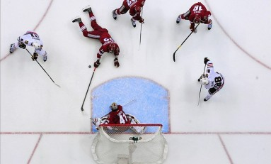 Shot Down in the Desert, Columbus Loses to Phoenix Coyotes