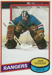 John Davidson Topps 80-81