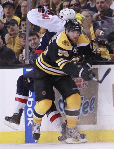 Johnny Boychuk Boston Bruins