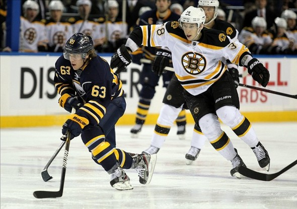 Boston Bruins Updates Jordan Caron