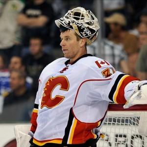 Ex-Calgary Flames goalie Miikka Kiprusoff