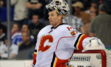 Four's A Crowd: Inside the Calgary Flames' Crowded Crease