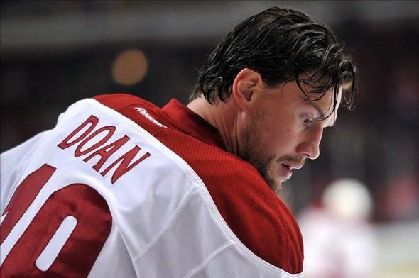 Shane Doan, Milestones, NHL, Arizona Coyotes, Winnipeg Jets