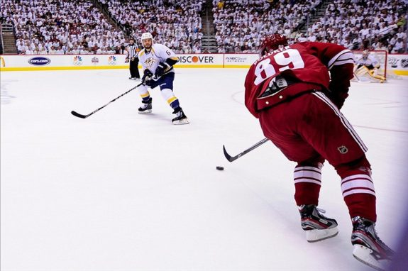 Mikkel Boedker, NHL, Arizona Coyotes, Fantasy Hockey, Powerplay