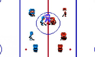 The Evolution of the Hockey Video Game