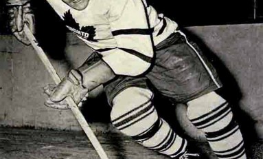 TML Captains: Sid Smith 1955-56