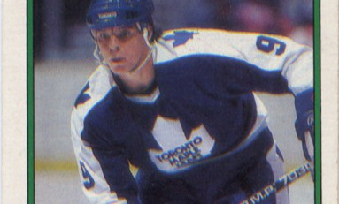 Draft Schmaft – The Maple Leafs First Round Draft VII – 1981-1983