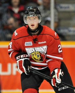Chris Bigras could make the leap to the NHL next season (CHL Images)