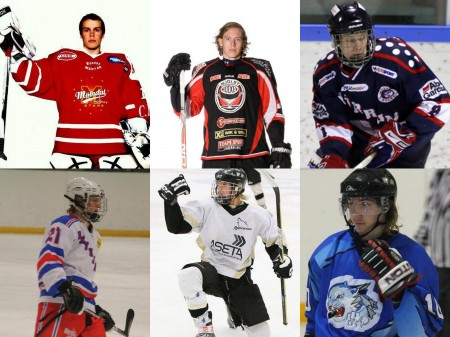 Icelandic Junior Hockey All-Star Team 1