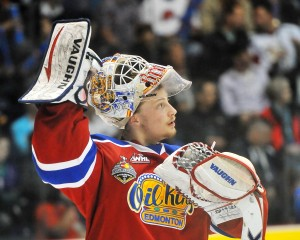 Laurent Brossoit (CHL Images)
