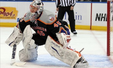 Chicago, Edmonton Swap Anders Nilsson, Liam Coughlin