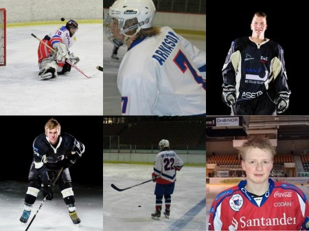 Icelandic junior hockey All-Star Team 2