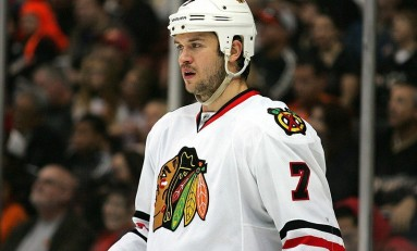 Brent Seabrook Hit A Microcosm of Blackhawks' Chief Problem
