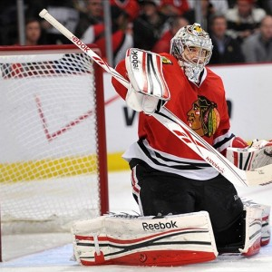 Corey Crawford, NHL, Chicago Blackhawks, Fantasy Hockey