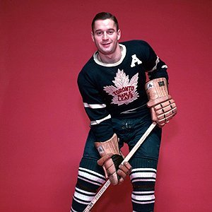 Jimmy Thomson Toronto Maple Leafs