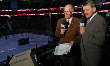 Counting Down the Top-10 TV Broadcasters in the NHL Today