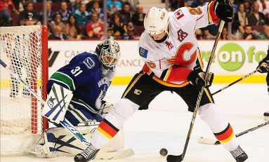 Sizing up the Vancouver Canucks' Division Rivals: Calgary Flames