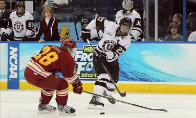 College Hockey: Is A Frozen Four In Las Vegas a Possibility?