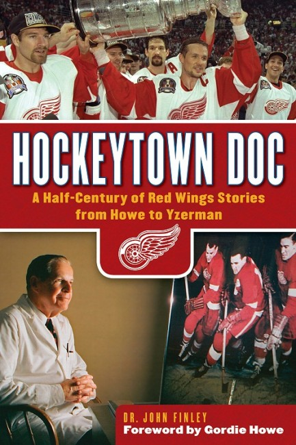 Hockeytown Doc Book Cover