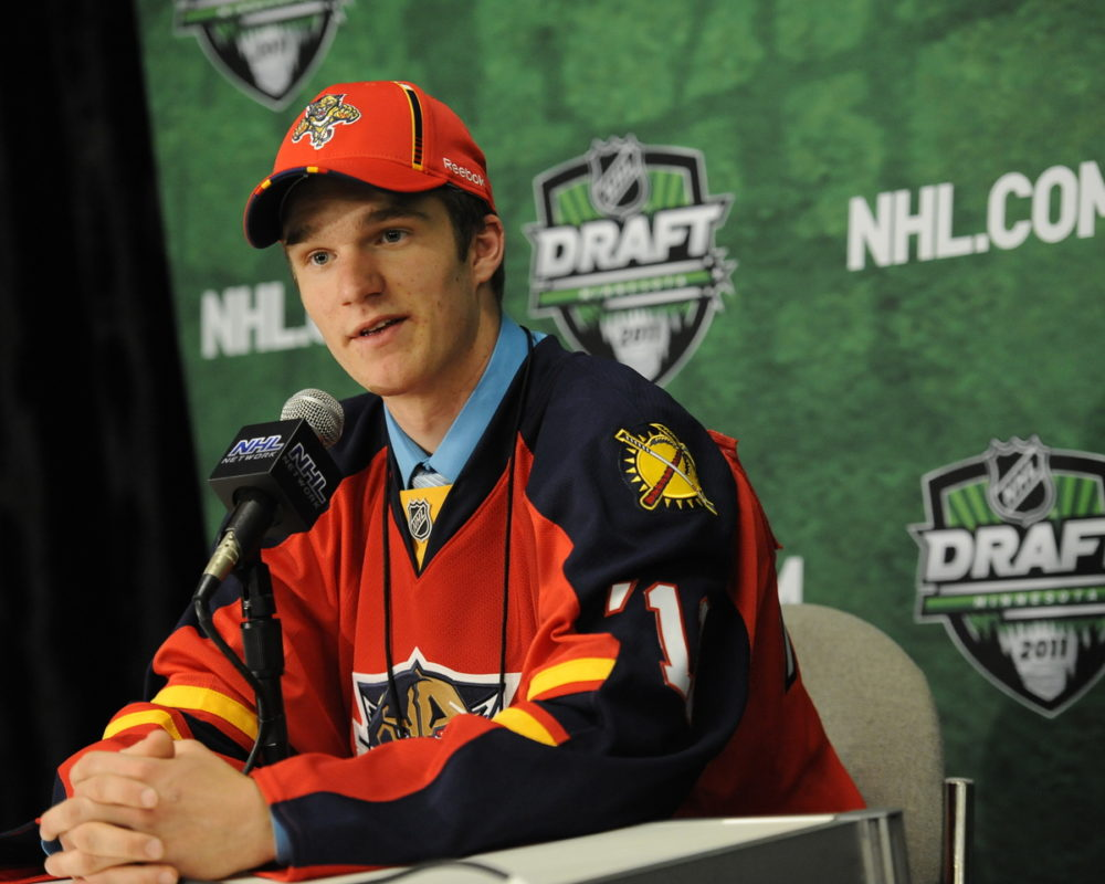 Jonathan Huberdeau, Florida Panthers