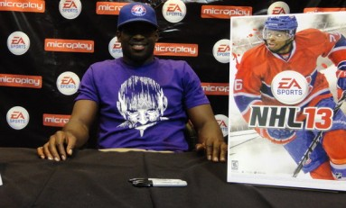P.K. Subban Talks Contract, New Habs Management and Video Games