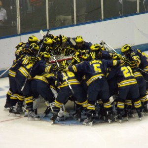 The Univeristy of Michigan Wolverines