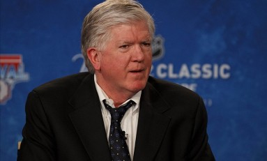 Brian Burke Joins The Calgary Flames