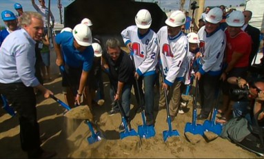 Quebec City Ready to Start Digging for New Arena