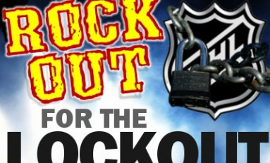 "Rock Out for the Lockout: ""Hockey Sock Rock"""