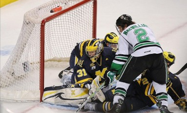 Big Ten Hockey: Five Must-See Non-Conference Series