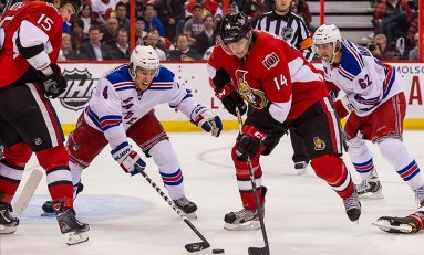 Senators Stuck With Colin Greening