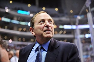 Coyotes sale is in the hands of Gary Bettman