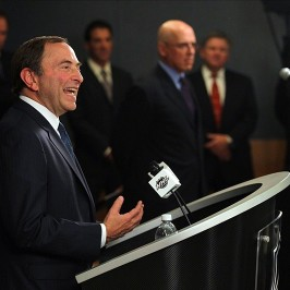 Gary Bettman, Fantasy Hockey