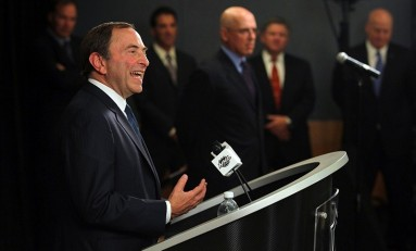 Top Negotiators of NHL's CBA An Embarrassment