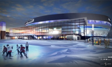 Quebec City Officially Unveils New Arena