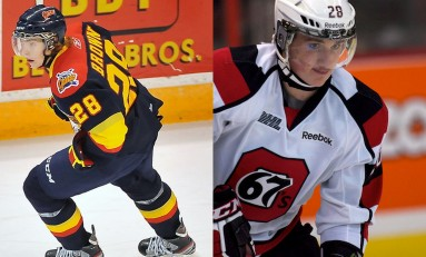 OHL History: The Connor Brown Double Dip