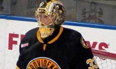 Providence Bruins' Goaltender Michael Hutchinson Looks to Seize Opportunites