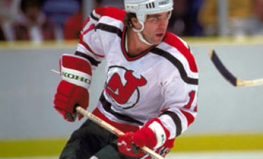 New Jersey Devils Where Are They Now? Center Bob MacMillan