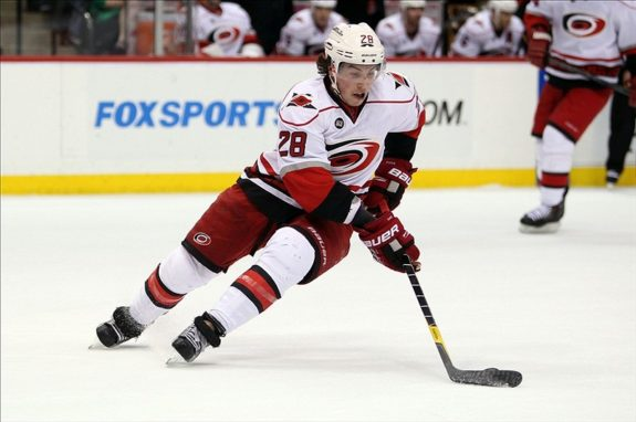 Justin Faulk - Carolina Hurricanes