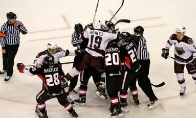 AHL Enforcer Joel Rechlicz: All Guts, All Gratitude