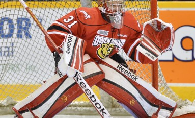 Top 3 Goalies: Owen Sound Attack